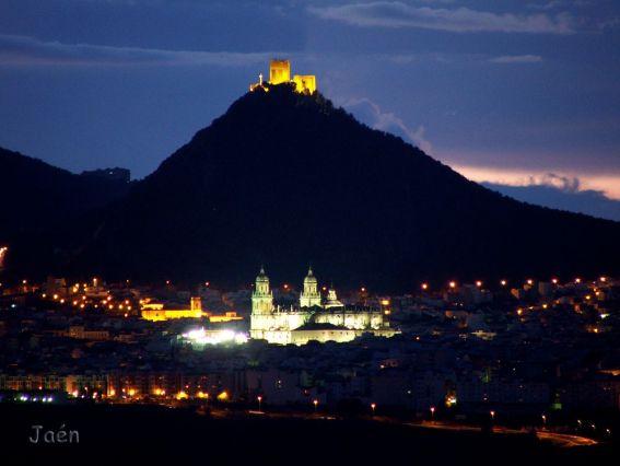jaen ciudad: